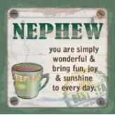 Nephew - Cuppa Coaster
