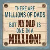 Millions of Dads - Cuppa Coaster