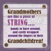 Grandmothers - Cuppa Coaster