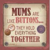 Mums - Cuppa Coaster