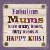 Fabulous Mums - Cuppa Coaster
