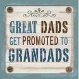 Great Dads - Cuppa Coaster