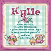 Kylie - Cuppa Coaster