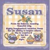Susan - Cuppa Coaster