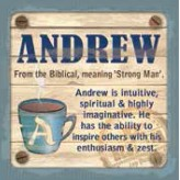 Andrew - Cuppa Coaster