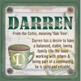Darren - Cuppa Coaster