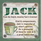 Jack - Cuppa Coaster