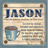 Jason - Cuppa Coaster