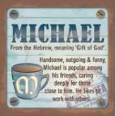 Michael - Cuppa Coaster
