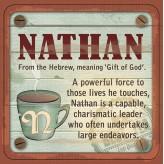 Nathan - Cuppa Coaster