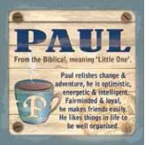 Paul - Cuppa Coaster