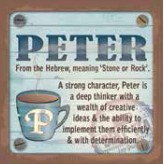 Peter - Cuppa Coaster