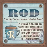 Rod - Cuppa Coaster