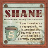 Shane - Cuppa Coaster