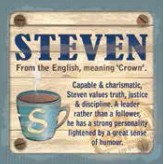 Steven - Cuppa Coaster