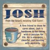 Josh - Cuppa Coaster