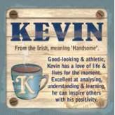 Kevin - Cuppa Coaster