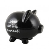 Kids Move Out! - Pig Money Bank