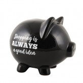 Shopping - Pig Money Bank