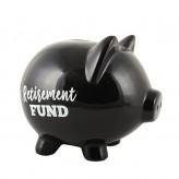 Retirement Fund - Pig Money Bank
