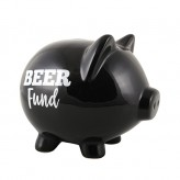 Beer Fund - Pig Money Bank