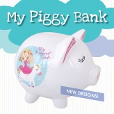 Princess Fund - Pig Money Bank