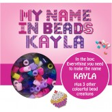 Kayla - Name Beads