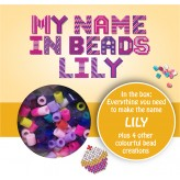 Lily - Name Beads