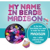Madison - Name Beads