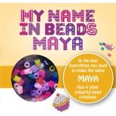 Maya - Name Beads
