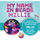 Millie - Name Beads