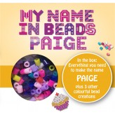 Paige - Name Beads