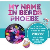 Phoebe - Name Beads
