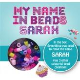 Sarah - Name Beads