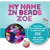 Zoe - Name Beads