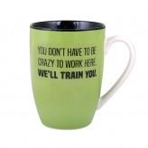 We'll Train You - The Daily Grind Mug