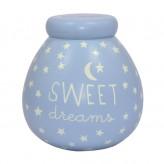 Sweet Dreams Blue (mini) - Pot of Dreams