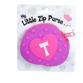 T - My Little Zip Purse
