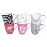 Valentines Day Mugs - Asst