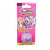 Charlotte - Magic Name Keyring