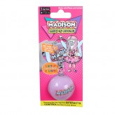 Madison - Magic Name Keyring