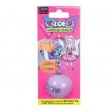 Zoe - Magic Name Keyring