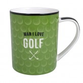Golf - Man I Love Mug