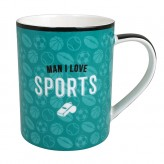 Sports - Man I Love Mug