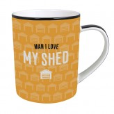 My Shed - Man I Love Mug