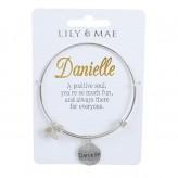 Danielle - Personalised Bangle