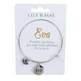 Eva - Personalised Bangle