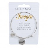 Imogen - Personalised Bangle