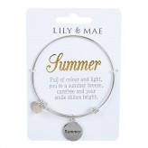 Summer - Personalised Bangle