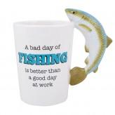 Fishing Man Mug